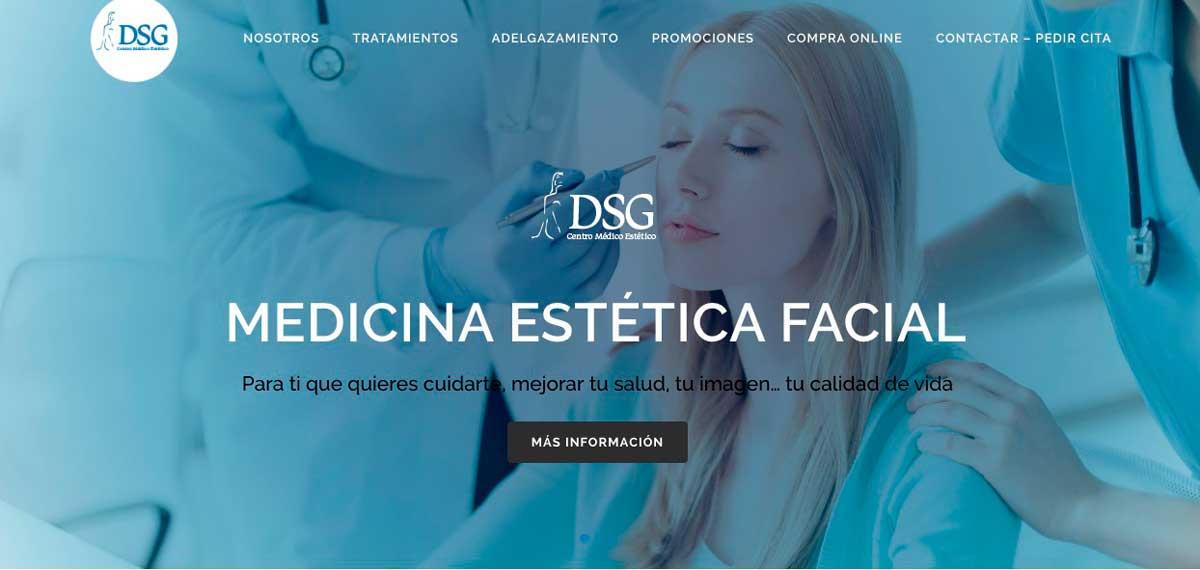 D'Sagas centro médico estético carrusel imágenes