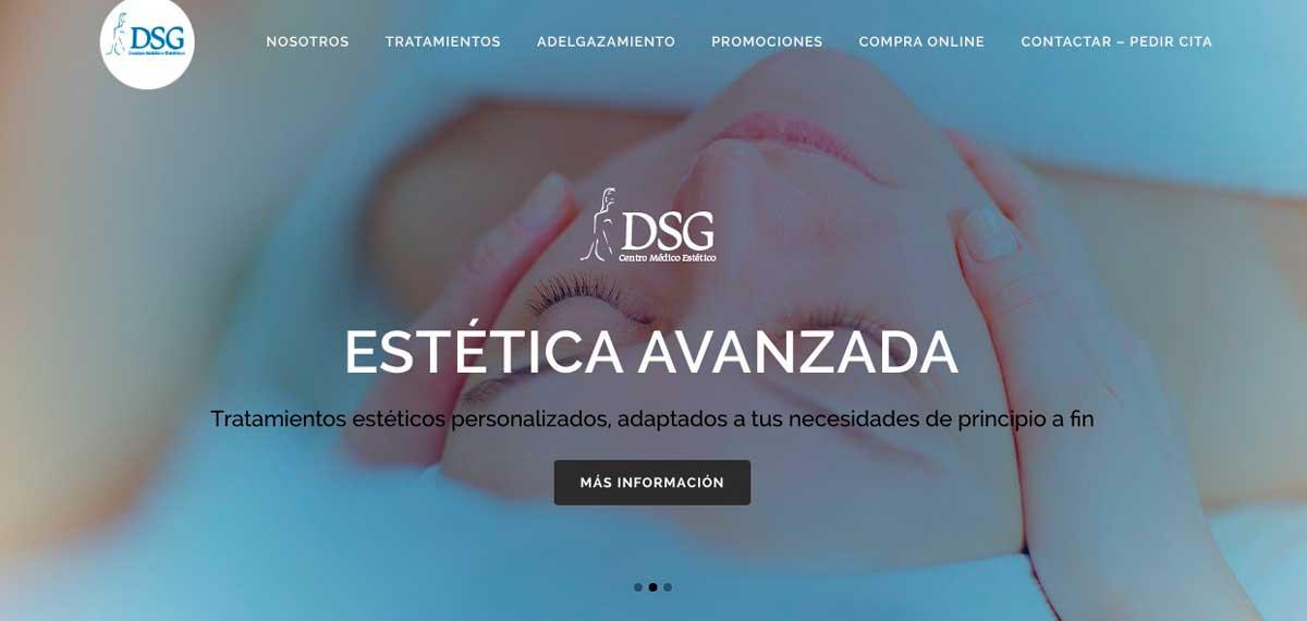 Centro médico estético D'Sagas estética avanzada personalizada