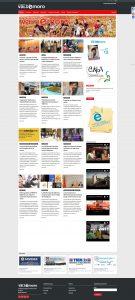 Web La Revista de Valdemoro
