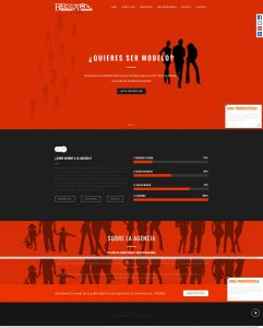 Web Modelos Belair