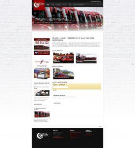 Alquiler de autobuses, autocares Ramos Bus