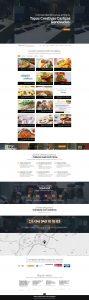 Web completa Talleres Gastronómicos