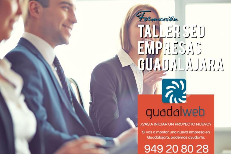 Taller de SEO para nuevas empresas en Guadalajara
