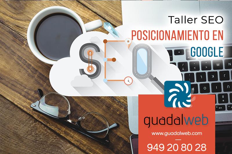 Taller de posicionamiento en Google para startups en Guadalajara