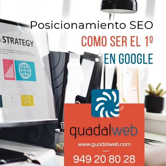 Empresas de posicionamiento web en Guadalajara