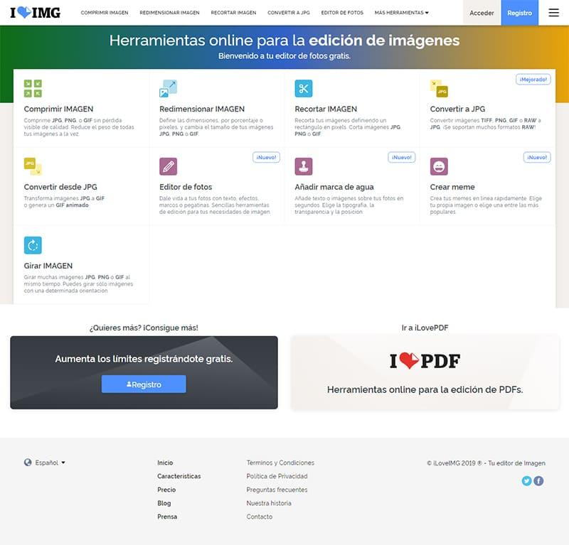 Optimización de imágenes para SEO en Guadalajara I Love Img